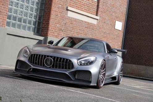 Mercedes-AMG GT S baştan yaratıldı!