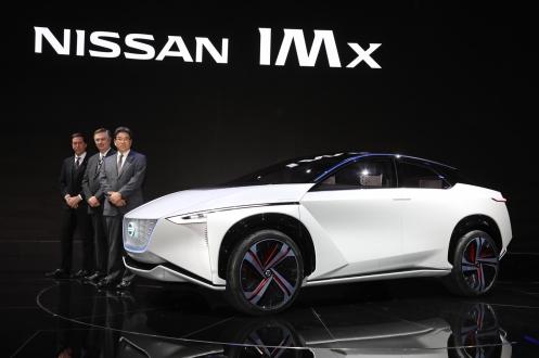 IMx konsepti Nissan'a ilham verebilir