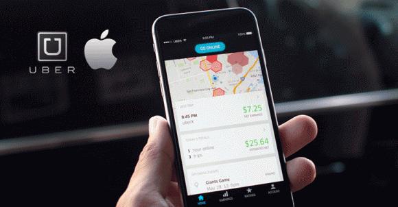 Uber, ekranınızı kaydediyor!