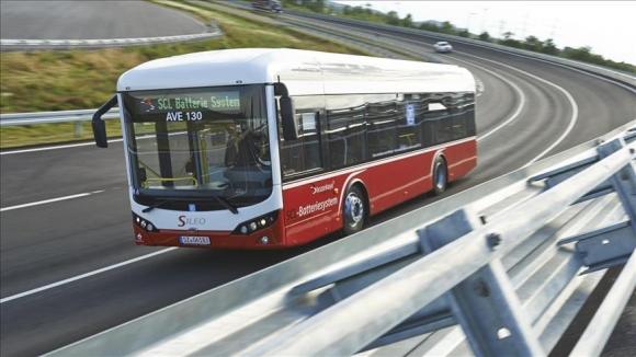 Yerli otobüs görücüye çıktı!