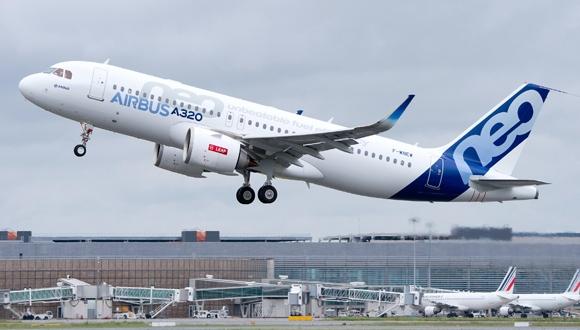 Airbus A320'nin motor kabuğu Türkiye'de üretilecek!