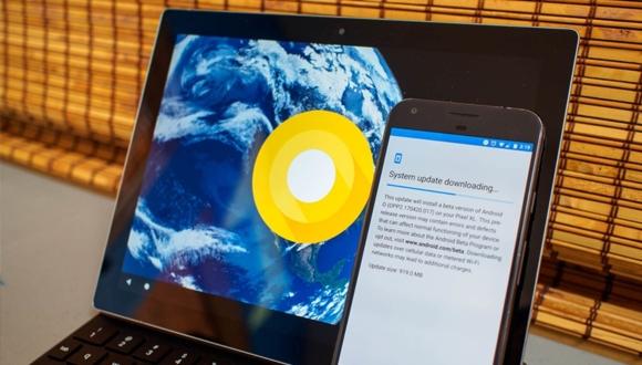 Android 8.1 nasıl kurulur?