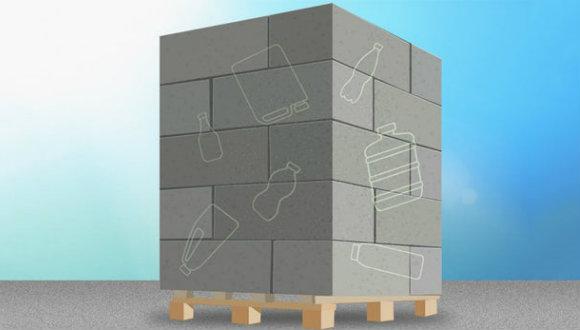 Beton, plastik şişeler ile güçlendiriliyor!