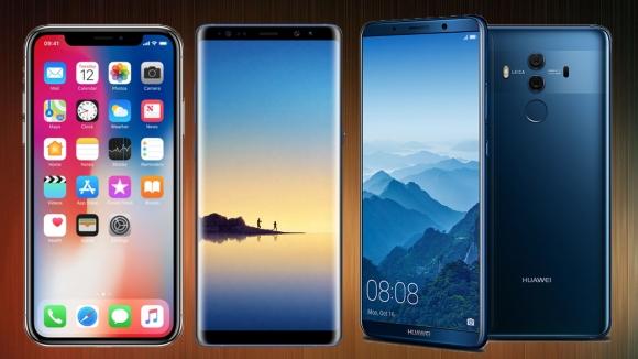 Çerçevesiz telefonlar (2017)