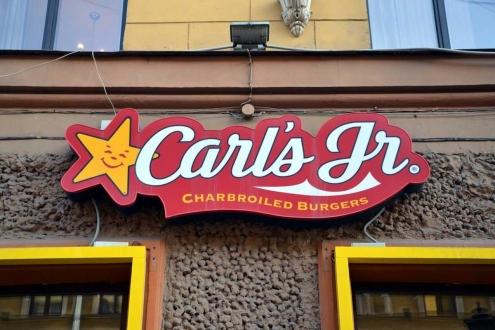 Carl's Jr Amazon'a yürüyor!