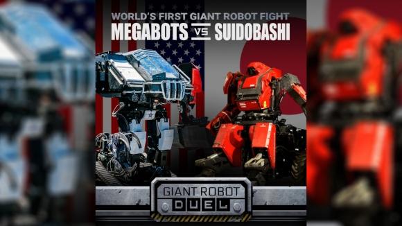 """Dev robot savaşları """"gerçekten"""" başlıyor!"""