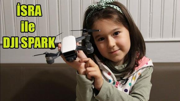 Minik takipçimizle DJI Spark kutu açılışı!