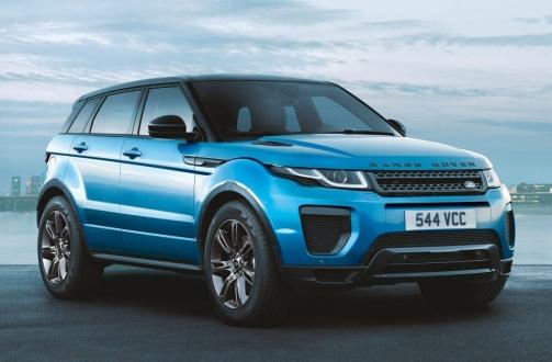 Range Rover Evoque artık daha güçlü!