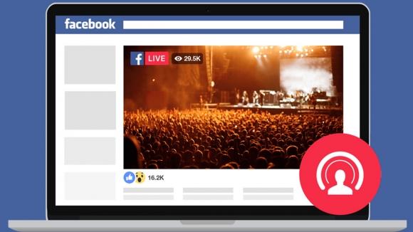 Facebook Live için harika özellik!