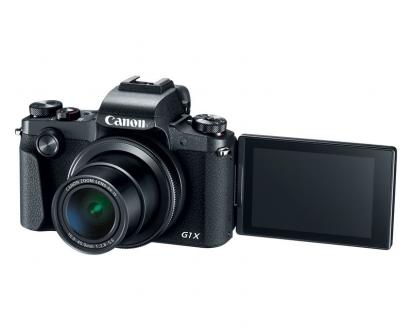 Canon Powershot G1X Mark III tanıtıldı!