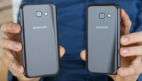 Galaxy A7 (2017) için yeni bir güncelleme yayınlandı!