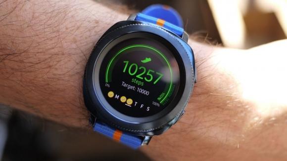 Samsung Gear SportTürkiye'de satışa çıktı!