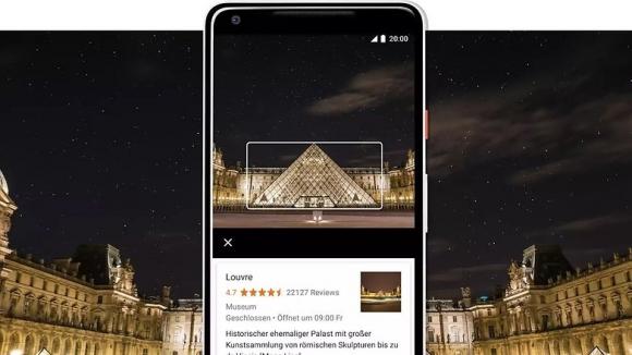 Google Lens sonunda kullanıma sunuldu!