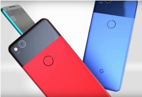 Google Pixel 2 ekranı sızdırıldı!