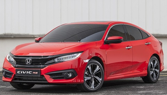Honda Civic RS hakkında her şey!