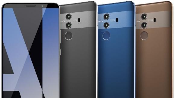 Huawei Mate 10 batarya kapasitesi onaylandı!
