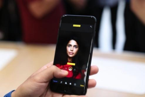 Apple'dan Portre Aydınlatma özelliği reklamı!