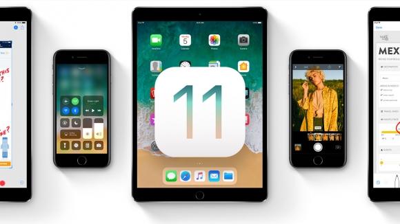 iOS 11 sonunda zirvede!