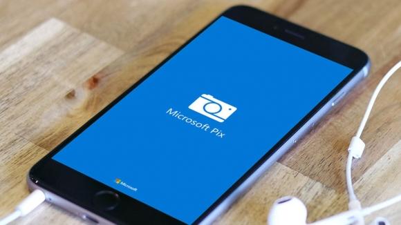 iOS için Microsoft Pix Camera güncellendi