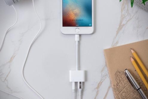 Apple iPhone için dongle geldi