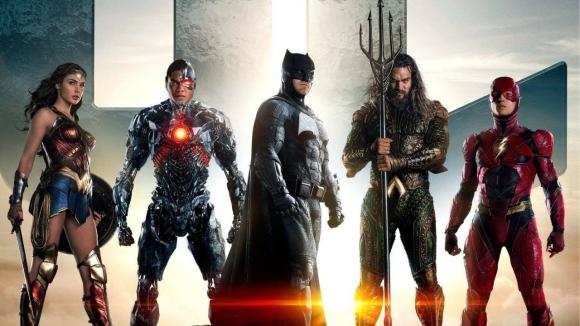 Yepyeni bir Justice League fragmanı daha!