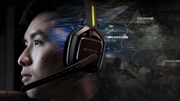 Logitech ASTRO A20 kablosuz kulaklık seti duyuruldu!
