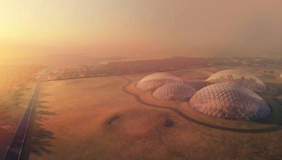 Mars Şehri 140 milyon dolar yatırım aldı!