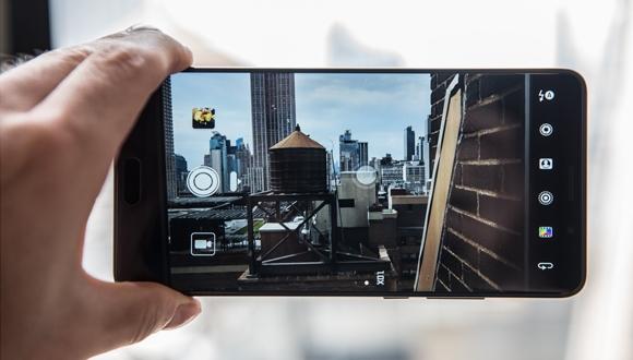 Huawei Mate 10 Pro, DxOMark puanı açıklandı!