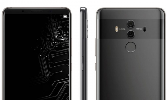 Huawei Mate 10 Pro tanıtıldı!