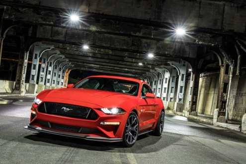Yeni Ford Mustang GT görücüye çıktı!