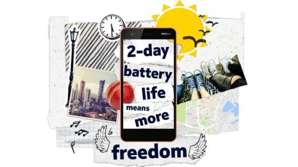 Nokia 2 tanıtıldı: Süper ucuz akıllı telefon