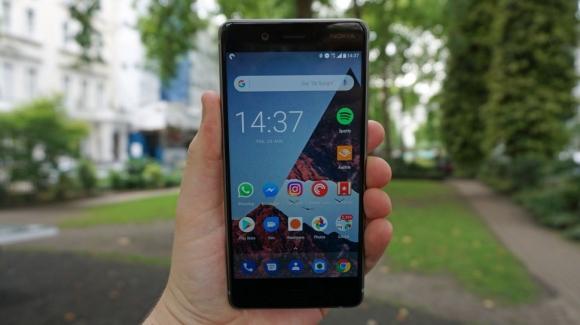 Nokia 8 Oreo beta sürümü yayınlandı