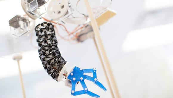 Origami robot montajda kullanılacak!