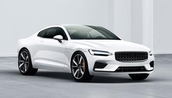 600 beygir gücünde hibrid otomobil: Polestar 1