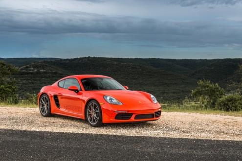 Her gün bir başka Porsche kullanın!