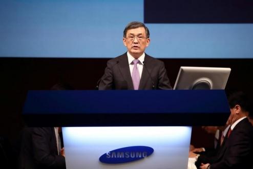 Samsung CEO'su istifa ediyor!