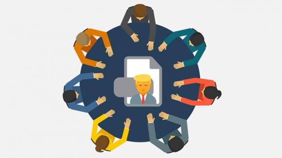 Silikon Vadisi Trump'a karşı!