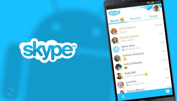 Skype, Android sürümü ile yeni bir rekora imza attı!