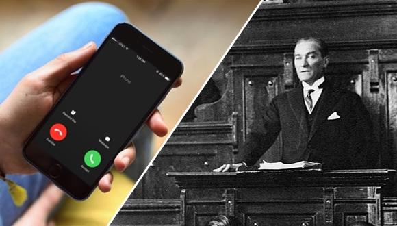 Turkcell'den arama yapanlara Atatürk sürprizi!
