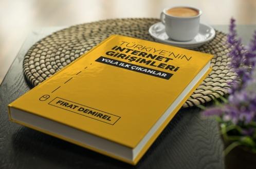 Türkiye'nin internet girişimleri kitap oluyor