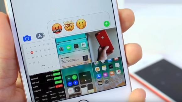 Üç emoji ile iOS 11 fotoğraflarınıza erişilebilir!
