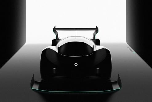 Volkswagen elektrikli yarış otomobili geliştiriyor!