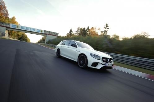 Mercedes-AMG E63 S 2018 rekor kırdı!