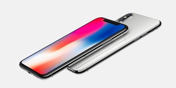 iPhone X ekranı renk değiştirebilir!
