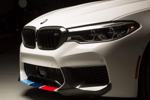 BMW M5 performans parçaları duyuruldu!
