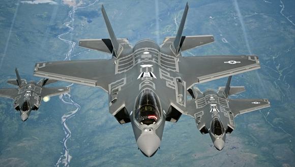 F-35'i beş ay içerisinde Türkiye'de görebilirsiniz!