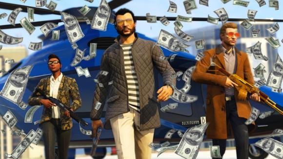 GTA 5 artık dünyanın en çok satan oyunu!