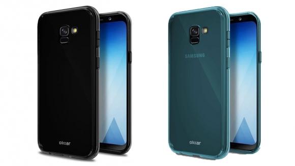Galaxy A5 (2018) tasarımı ortaya çıktı!