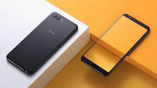 Uygun fiyatlı Huawei Honor V10 tanıtıldı!
