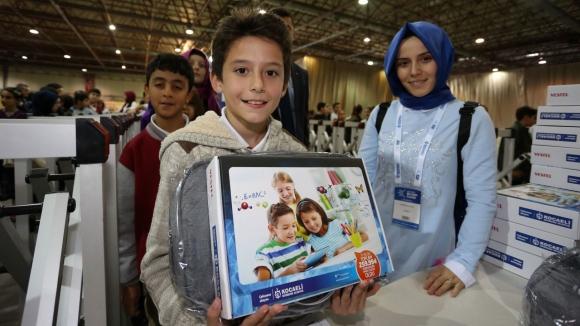 260 bin öğrenciye ücretsiz bilgisayar dağıtıldı!